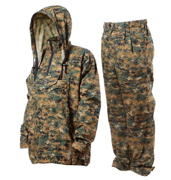Пошив одежды для охоты и рыбалки