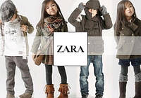 Zara дитячий сток одяг оптом