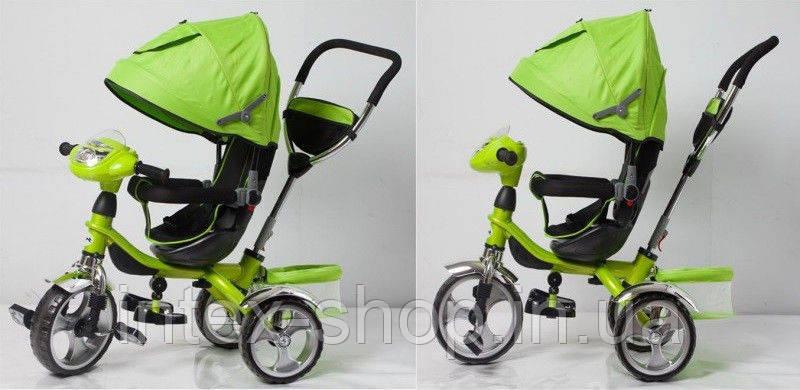 Дитячий триколісний велосипед TR16014