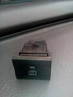 Кнопка подогрева заднего стёкла Skoda Fabia 01-07г.в.