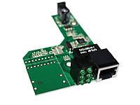 Плата TK-link для медиаконвертера без модуля 10/100mb chip113