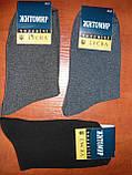 Носок чоловічий стрейч Житомир. Р. 25-27. Асорті., фото 3