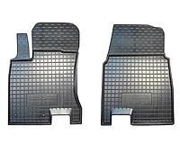 Полиуретановые передние коврики в салон Nissan Qashqai (J11) 2014- (AVTO-GUMM)