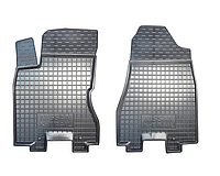 Полиуретановые передние коврики в салон Nissan X-Trail (T31) 2007-2013 (AVTO-GUMM)