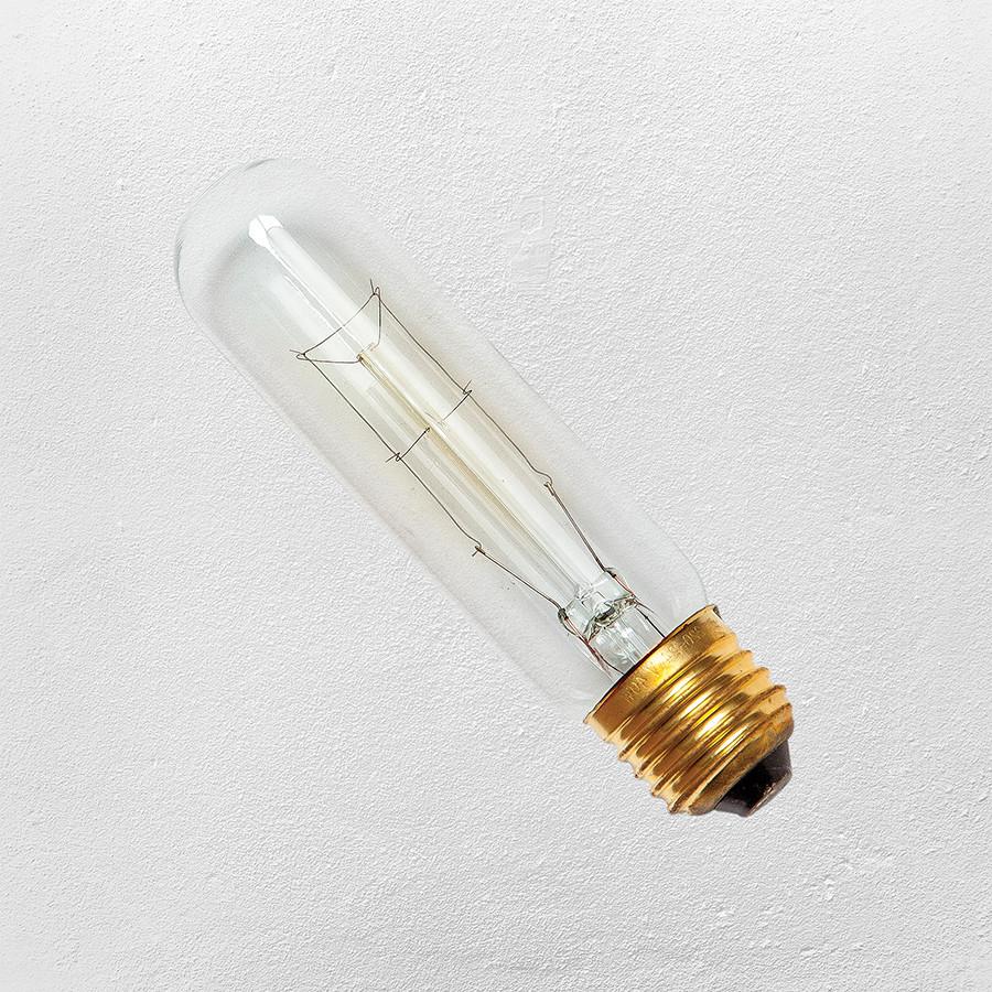 Лампа Эдисона Т10  / 40W