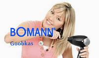 Фен Bomann HT 8002 CB 1200 Вт Германия Хит продаж черный