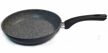 """Сковорода с покрытием """"Eco Granite"""" Con Brio 22см"""