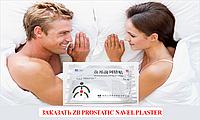 ZB Prostatic Navel Plaster - Урологический пластырь, фото 1