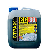 Пластификатор противоморозный СТРАЖ  ЕС-30 (ускоритель твердения)  5л