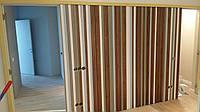 Деревянный декор на стену -планочки