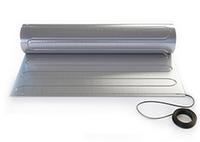 Тёплый пол — алюминиевый мат Fenix AL MAT 5543012, 1120 Вт, площадь обогрева 8,0 м²