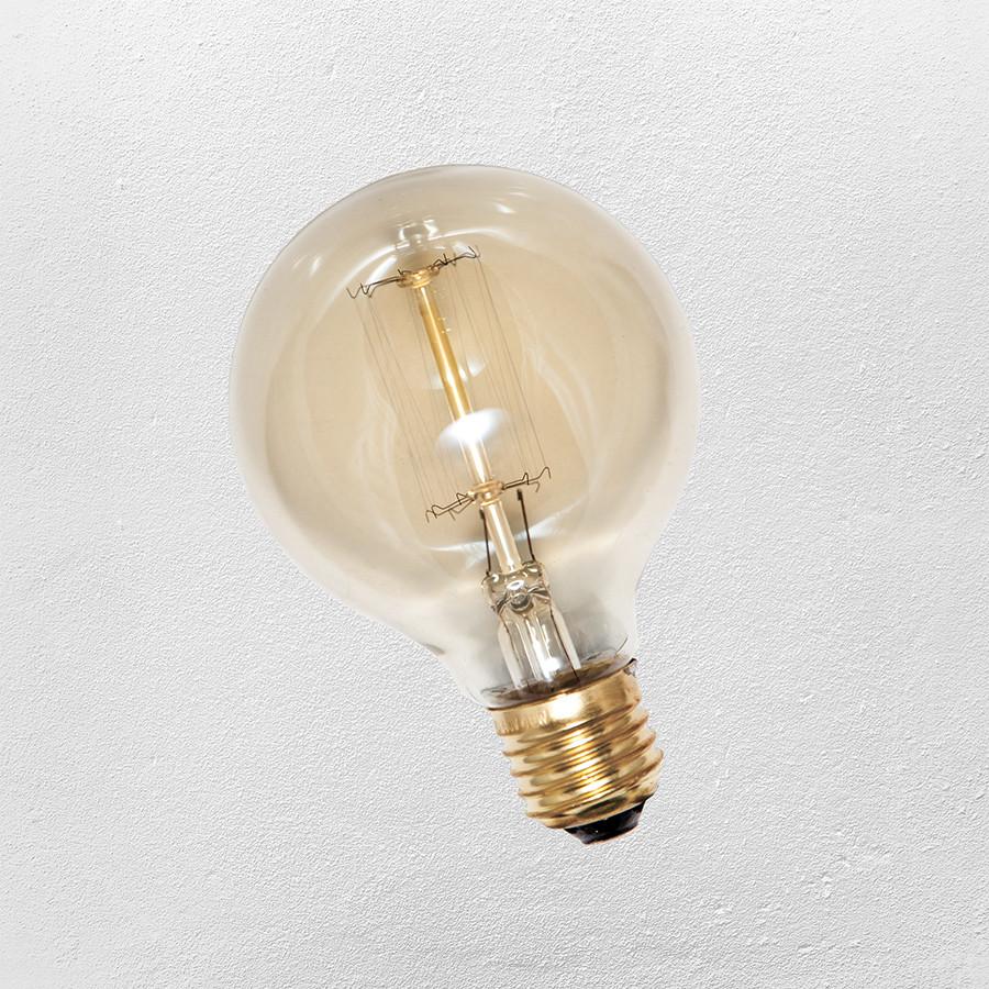 Лампа Эдисона G80  / 40W