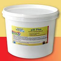 pH плюс для бассейна - препарат для повышения уровня ph