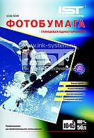 Фотобумага IST глянцевая, 180 г/м2, A6 (10x15), 50 л (G180-504R)
