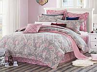 Комплект постельного белья семейный размер ТМ Вилюта хлопок 100%  Ранфорс арт. 12655