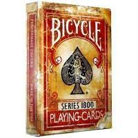 Карты Bicycle Vintage Red, фото 1