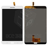 Дисплей Samsung T230 Galaxy Tab 4 7.0 белый, с сенсорным экраном, (версия Wi-Fi)