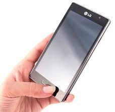 Виды сенсоров для LG