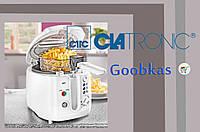 Фритюрница Clatronic FR 3390 2 литра Германия Оригинал