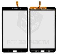 Сенсор,тачскрин Samsung T230 Galaxy Tab 4 7.0, T231 Galaxy Tab 4 7.0 3G , T235 Galaxy Tab 4 7.0 LTE, черный,
