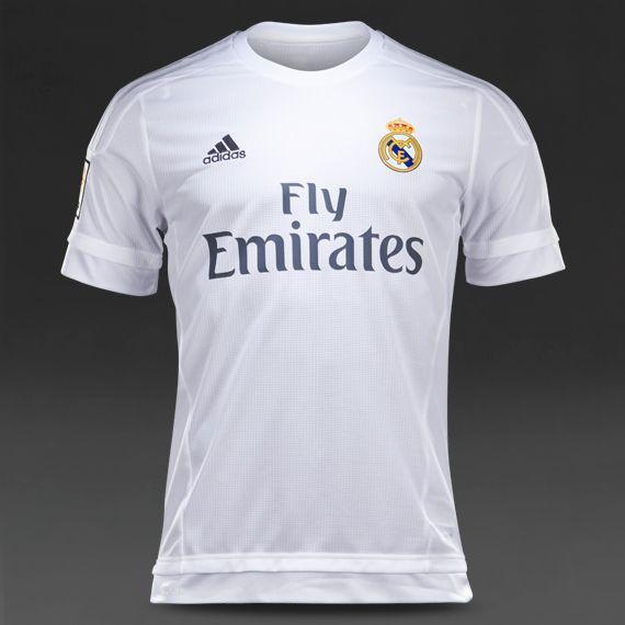 Детская клубная футболка ФК Реал (Мадрид) Adidas REAL H JSY Y