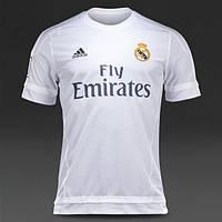 Детская клубная футболка ФК Реал (Мадрид) Adidas REAL H JSY Y, фото 1