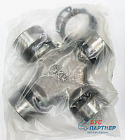 Крестовина кардана  27х76мм  86-00 Ford Transit 2.5D  Форд транзит 2,5 дизель +стопорные кольца и масленка