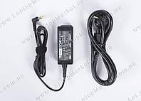 Блок питания ACER 19V, 1.58A, 30W, 5.5*1.7мм, black + сетевой кабель питания
