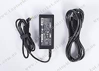Блок питания ACER 19V, 3.16A, 60W, 5.5*1.7мм, black + сетевой кабель питания