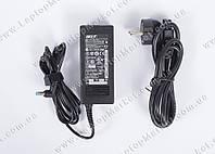 Блок питания ACER 19V, 3.42A, 65W, 5.5*1.7мм, black + сетевой кабель питания
