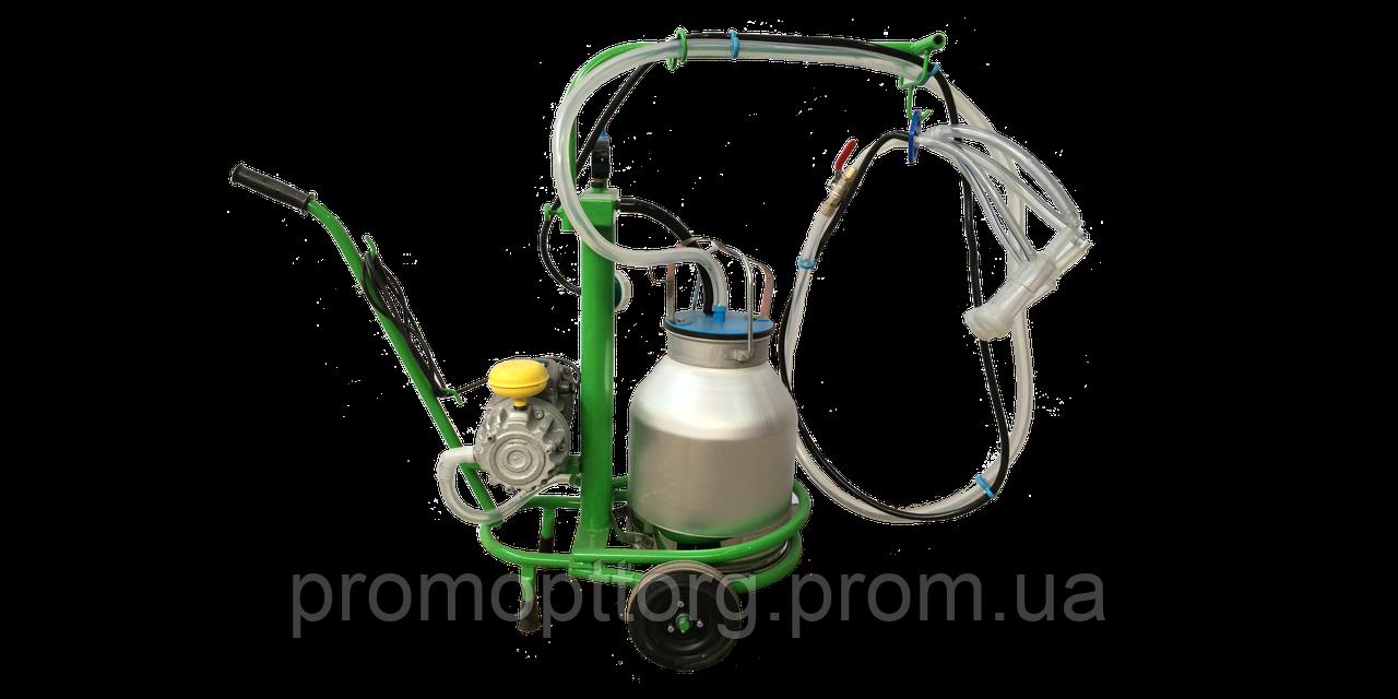 Доильный аппарат для коз Белка-1