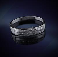 Женский браслет из белого золота с бриллиантами С24Л1№20