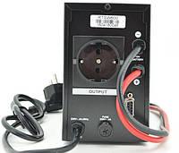 Бесперебойник RITAR RTSW-1500 LCD - ИБП (24В, 1050Вт) - инвертор с чистой синусоидой, фото 2