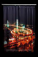 Фото шторы Мост 2