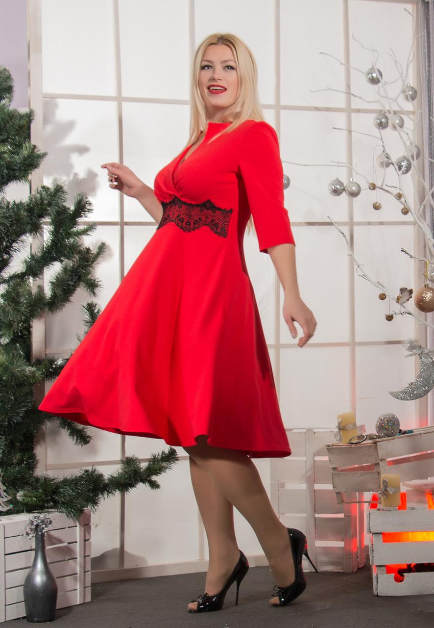 Женское платье  Марго(48-62) 8160