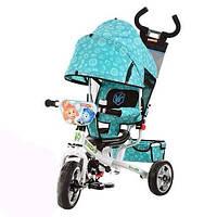 Детский трехколесный велосипед FX 0054 Фиксики