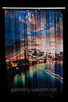 Фото шторы Мост 3