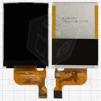 Дисплей для мобильных телефонов Fly E210, original, 24 pin