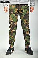 Штаны карго мужские, брюки, камуфляж