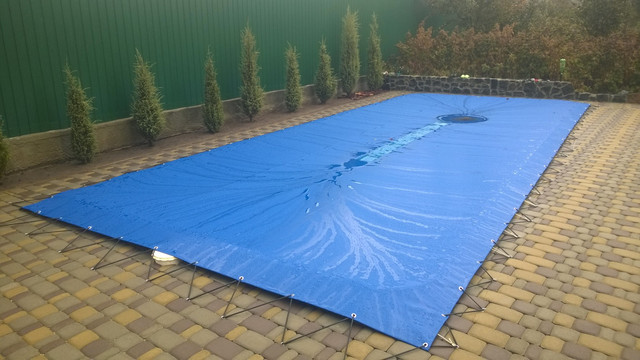 Зимние накрытия для бассейнов