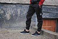 Штаны карго мужские, брюки, 2 цвета, черный, синий