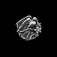 """Кольцо с птицей """"Ласточки"""" - Этнические украшения"""