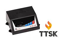 Автоматика  управления турбиной ( вентилятором) для твердотопливного котла KG Elektronik SP-05 LED