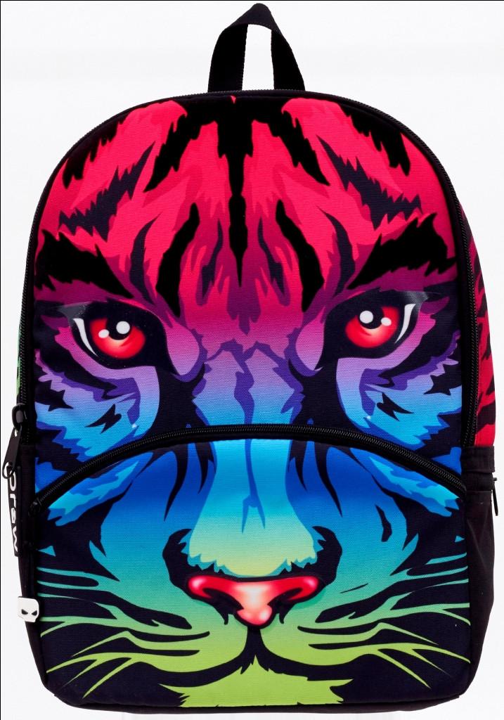 Рюкзак Пантера MOJO KAB9985092, колір мульти 20 л