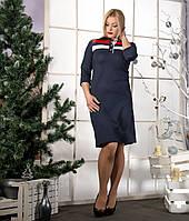 Женское платье Поло (42-60)8154