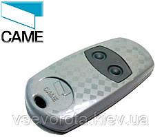 Пульт CAME TOP-432EE 2-х канальный
