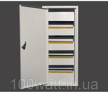 Щит ЩО-48Н металлический 48 модулей наружный
