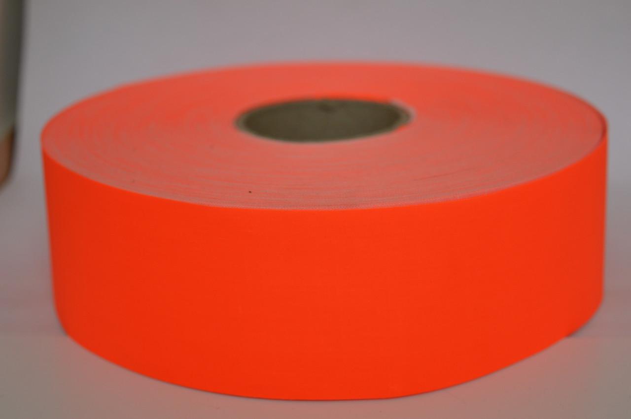 Світловідбиваюча стрічка кольорова 65% поліестер, 35% бавовна