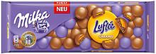Шоколад Milka Luflee caramel (Милка карамель) 250 г. Швейцария