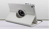 """Чехол с подставкой для iPad, планшета LF-832WH до 9.7"""" кожзам, белы"""